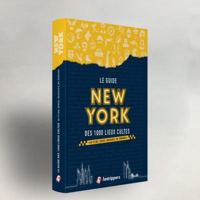 Guide numérique Fantrippers New York guide papier