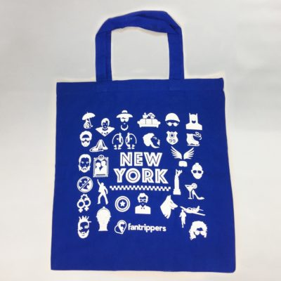 Tote Bag New York Fantrippers