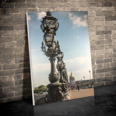 Photo sur toile Paris pont Alexandre 3