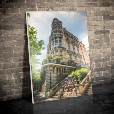 Photo sur toile Paris domicile jean loup cottins