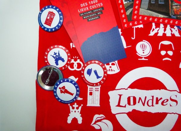 Pack Goodies Londres Zoom