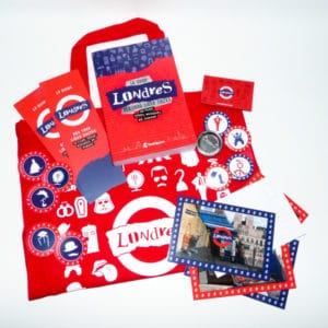 Guide Londres Fantrippers + goodies
